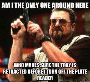 plate reader